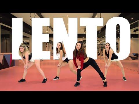 Xxx Mp4 N FASIS LENTO Pa Arriba Pa Abajo Eleni Talliou Dance Fitness 3gp Sex
