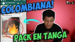 BROMA A COLOMBIANA CON LETRA DE CANCIÓN DIME Feat J Balvin, Bad Bunny, Arcangel.