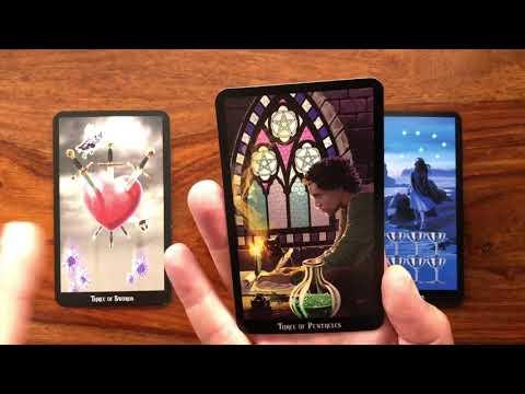 Daily Tarot Reading for 21 September 2018   Gregory Scott Tarot