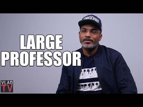 Large Professor on Growing Up in Queens Rapping DJ ing & Producing Forming Main Source Part 1