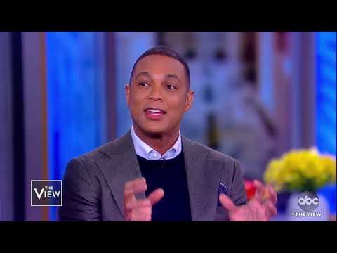 Don Lemon On Responding To Kevin Hart Homophobia In Black Community The View