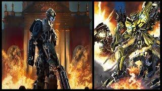 Transformers Movie History: Bumblebee Origin Story