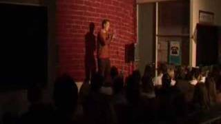 The Comedian (Part 1) - Michael Connell