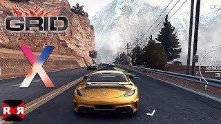 GRID Autosport - iPhone X TRUE HD Gameplay