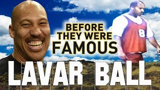 LAVAR BALL - Before They Were Famous - HIGHLIGHTS
