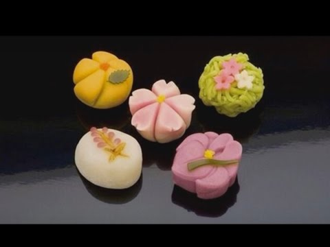 Xxx Mp4 Wagashi Traditional Japanese Confectionery English Subtitles 3gp Sex