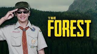 The Forest - SALAM PRAMUKA !! - Momen Lucu Survival Game