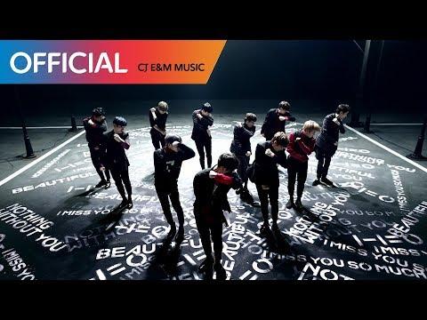 Wanna One (워너원) - 'Beautiful (뷰티풀)' MV (Performance ver.)