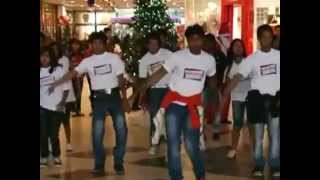 Kolkata's first commercial flashmob (smartmob) for the promotion of the film BEDROOM