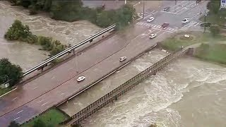 At least one dead in Texas floods