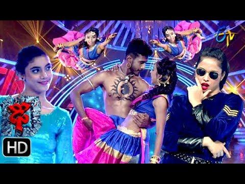 Xxx Mp4 Dhee 10 Semi Finals 27th June 2018 Full Episode ETV Telugu 3gp Sex