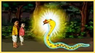 Thakurmar Jhuli | Nagmoni | Thakumar Jhuli Cartoon | Bengali Stories For Children | Part 3