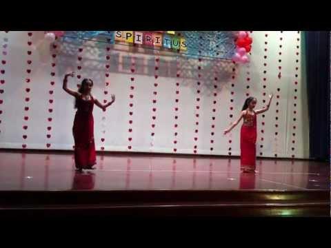 Ashwari & Vaishnavi Dance Performance