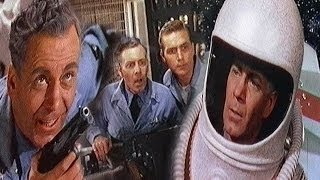 Conquest of Space (1955) - Bizarre Space Captain