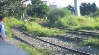 PNR Sta Mesa Curve Scene