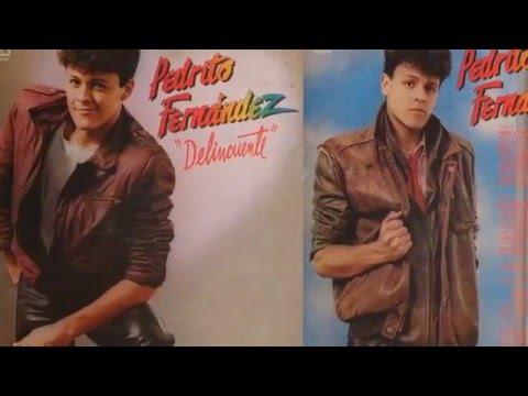 PEDRITO FERNÁNDEZ DELINCUENTE DISCO COMPLETO 1984