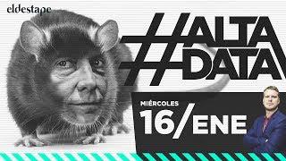 Hantavirus: los ratones de Cambiemos | #AltaData, todo lo que pasa en un toque