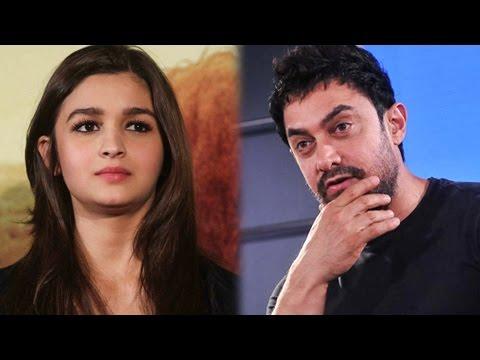 Alia Bhatt Turns Down A Film With Aamir Khan