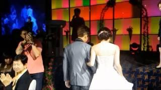 Liow video: My nephew wedding (劉家昌:背影)