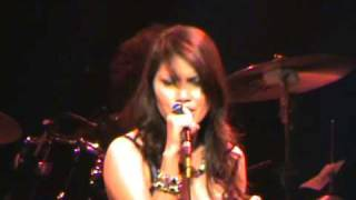 Aegis Toronto Nov 7, 2009( Ever Since The World Began)