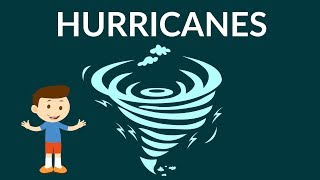 Learn about Hurricane   Cyclone   Typhoon video for kids