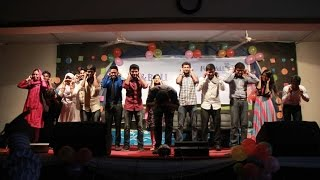 Stage Drama | Directed by Kaiser Ahmed Sabbir | Farewell of 1st Batch | F&B | JU