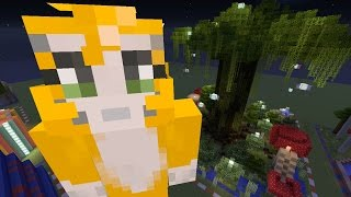 Minecraft: Xbox - Mega Building Time - Enchanted Forest {56}