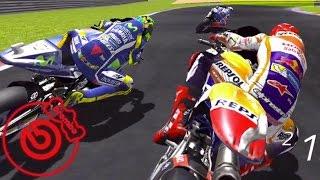 [iPad] MotoGP Racing - Championship Quest : Assen, RS213V (Marc Márquez)