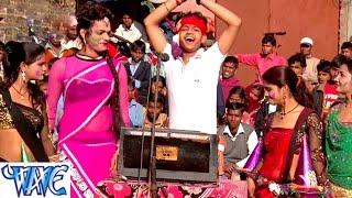 Choliya Me धधकेला आग - Dhamal Holi Ke - Bhai Ankush Raja - Bhojpuri Hot Holi Song 2015 HD