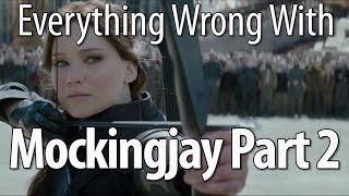 Everything Wrong With The Hunger Games: Mockingjay Part 2