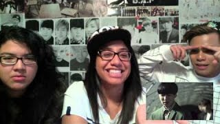 AJA reacts to WINNER - COLOR RING MV