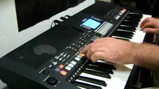Imagine - Yamaha PSR S550