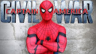 Civil War - MCU Spider-Man Suit (Version 2.0)