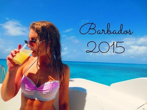 Vacation Vlog   BARBADOS 2015