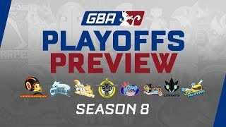 GBA Season 8 Week 10: Playoff Picture