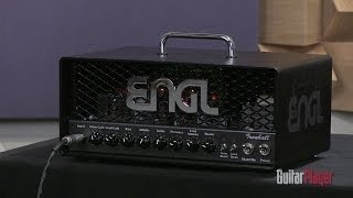 Demo: ENGL Ironball E606 Amp Head