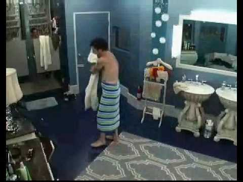 Big Brother 8 USA - Naked Dick
