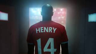 Meet Thiery Henry And Become A Front Row Fan!