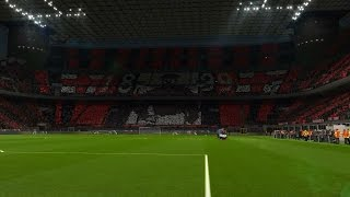 PES 2016 (A.C. Milan vs Inter Milan Gameplay)