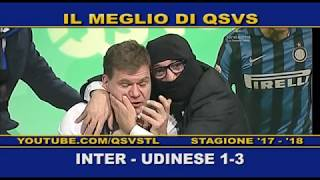 QSVS - I GOL DI INTER - UDINESE 1-3  - TELELOMBARDIA / TOP CALCIO 24