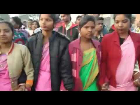 Xxx Mp4 Santhal SP Mahila COLLEGE DUMKA SOHARI DANCE 2018 3gp Sex
