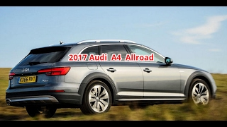 2017 Audi A4 - Audi A4 AllRoad Review - Audi A4 Interior