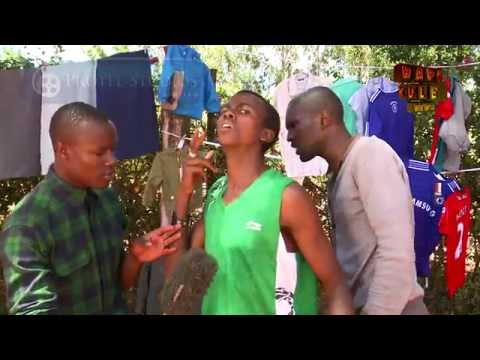 Wagenge wa Kenya vs. South Africa... Ep 95