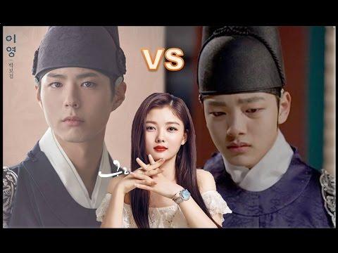 [HALF-FAKESUB] Kim Yoo Jung chose Park Bo Gum over Yeo Jin Goo as Ideal type | 박보검 & 김유정