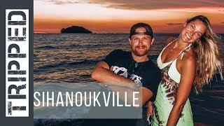 Sihanoukville Cambodia Vlog - MOST BEAUTIFUL BEACHES IN SE ASIA