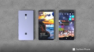 Microsoft surface phone ( Official Trailer ) 16 GB Ram