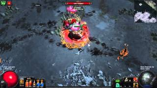 Path Of Exile - 0-dps Cyclone Vacuum Perma-Stun (Patched)