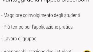 Corso di Formazione: Flipped Classroom (Classe Capovolta)