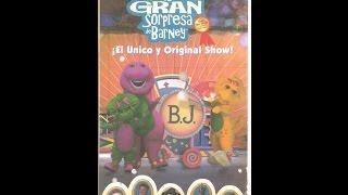 Barney: La Gran Sorpresa de Barney |