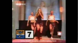 Jennifer Lopez - If You Had My Love (Live at Top Of The Pops 1999)